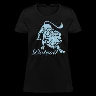 Women's T-Shirts ~ Women's T-Shirt ~ Lions Vintage Women's Standard Weight T-Shirt