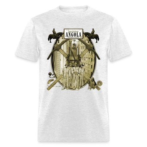 Angola - Louisiana State Penitentiary - Men's T-Shirt