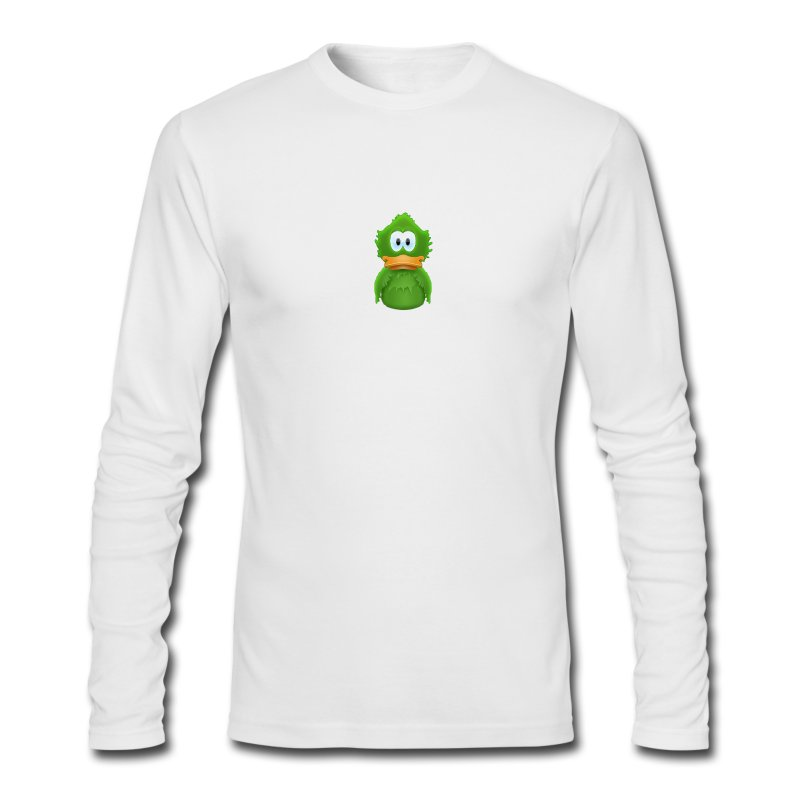 Long Sleeve Green - Men's Long Sleeve T-Shirt by Next Level