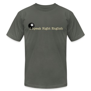 Right English - Men's Fine Jersey T-Shirt