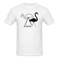 T-Shirts ~ Men's T-Shirt ~ Mingos Tee