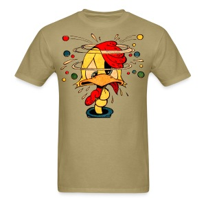 Choking Chicken - Men's T-Shirt