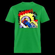 T-Shirts ~ Men's T-Shirt ~ WHAM! CRASH!