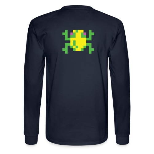 Classic Frogger Long Sleve - Men's Long Sleeve T-Shirt