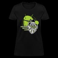 T-Shirts ~ Women's T-Shirt ~ TareX - Front & Back