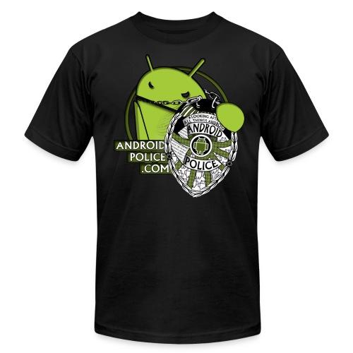 TareX - Front & Back - Men's Fine Jersey T-Shirt