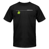 T-Shirts ~ Men's T-Shirt by American Apparel ~ Radek
