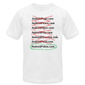 NAFality - Men's T-Shirt by American Apparel