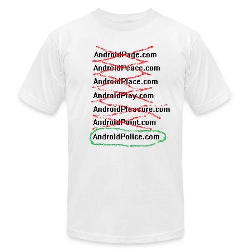 NAFality - Men's Jersey T-Shirt