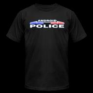 T-Shirts ~ Men's T-Shirt by American Apparel ~ Chris Ponciano