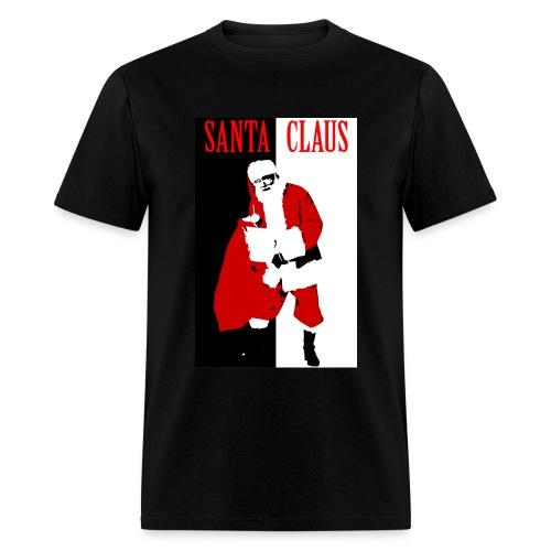 Santa Gangster - Men's T-Shirt