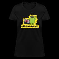 Women's T-Shirts ~ Women's T-Shirt ~ Debeloid - Front & Back