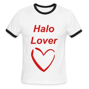 Halo Tee - Men's Ringer T-Shirt