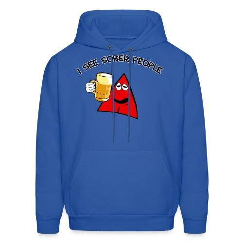 I Love Drinking Beer  - Men's Hoodie