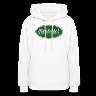 Hoodies ~ Women's Hoodie ~ Exclusive MERLOTTE'S BAR Hoodie - MERLOTTE'S BAR Sweatshirt