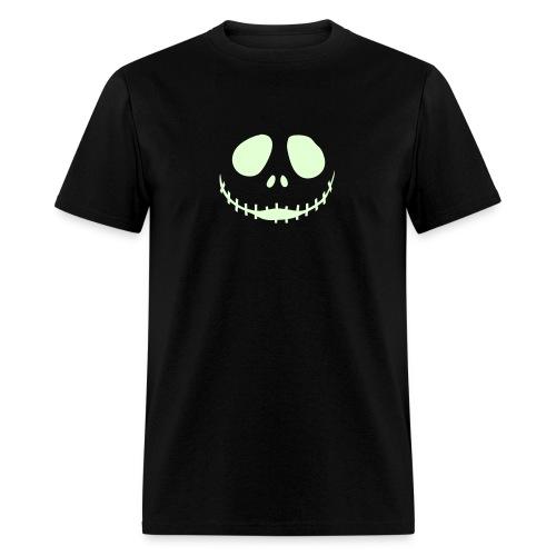 JACK's NIGHTMARE Glow in the Dark T-Shirt - Men's T-Shirt