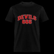 T-Shirts ~ Men's T-Shirt ~ Jersey Devils T-Shirt
