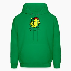 Merry Christmas Chicken Hoodies
