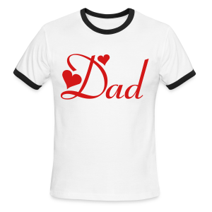 Dad - Men's Ringer T-Shirt