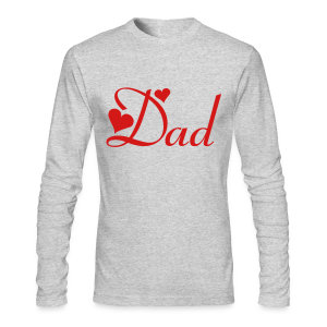 Dad - Men's Long Sleeve T-Shirt by Next Level