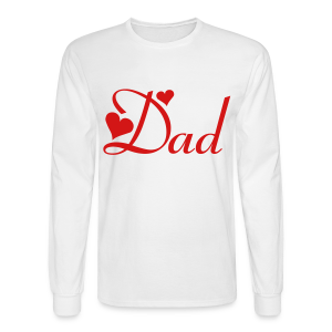 Dad - Men's Long Sleeve T-Shirt