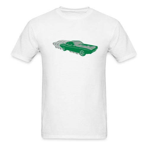 Muscle Car - Men's T-Shirt