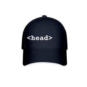 Head Cap Navy - Baseball Cap