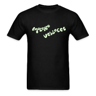 T-Shirts ~ Men's T-Shirt ~ CLOCKWORK ORANGE MOLOKO VELLOCET GLOW-IN-THE-DARK T-Shirt