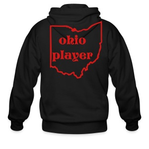 ohio player - Men's Zip Hoodie