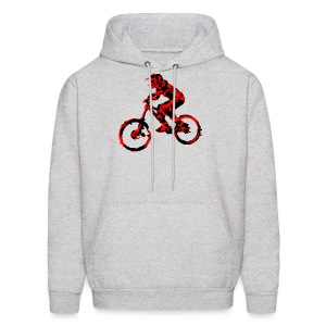 Downhill Mountain Bike Hoodie - Air MTB - Men's Hoodie