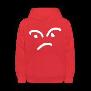 Confused Face - Kids' Hoodie