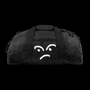 Confused Face - Duffel Bag
