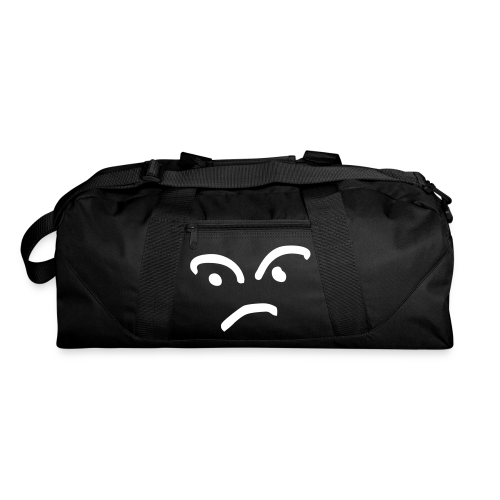 Confused Face - Duffel Bag