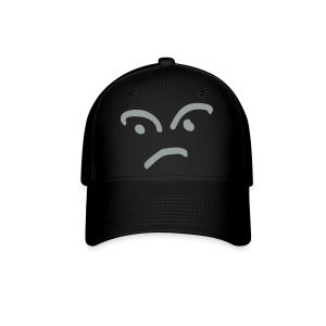 Confused Face - Baseball Cap