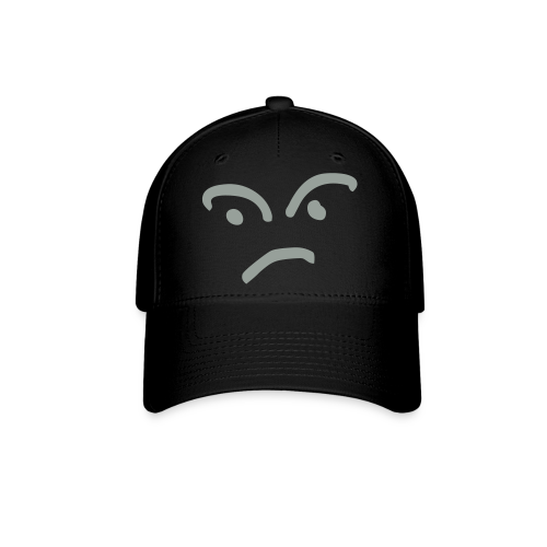 Confused Face - Baseball Cap