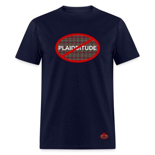 Plaidditude for Guys - Men's T-Shirt
