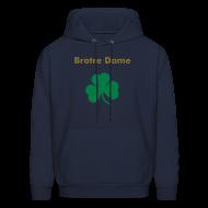 Hoodies ~ Men's Hoodie ~ Brotre Dame Sweatshirt