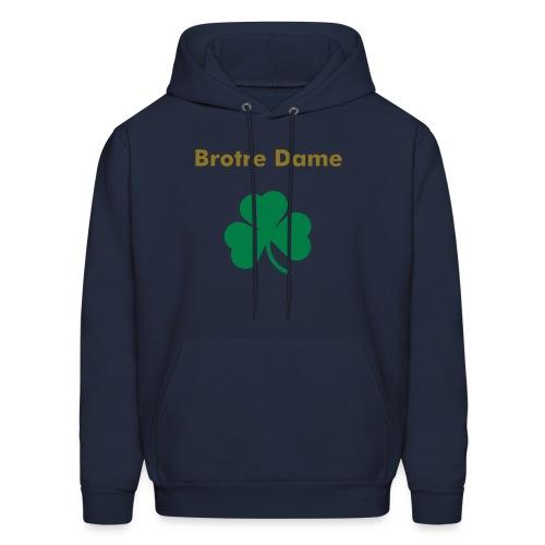 Brotre Dame Sweatshirt - Men's Hoodie