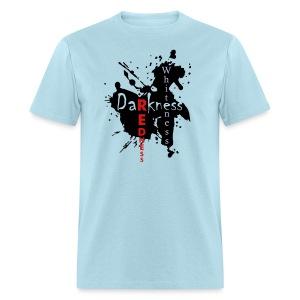 Darkness then Redness Then Whiteness - Men's T-Shirt