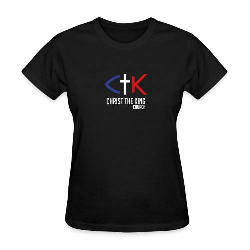 CTK Woman's - Black - Women's T-Shirt