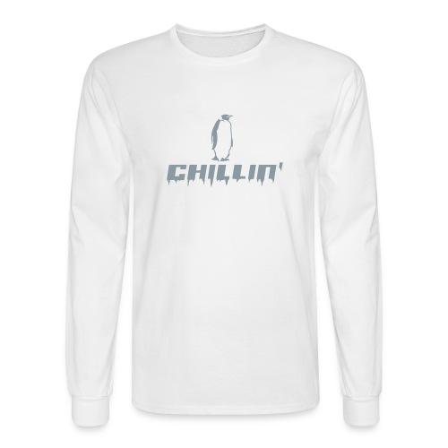 Cold Chillin' Long - Men's Long Sleeve T-Shirt