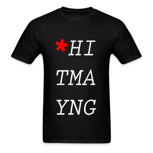 HITMAYNG UP DOWN RED STAR MEN'S - Men's T-Shirt