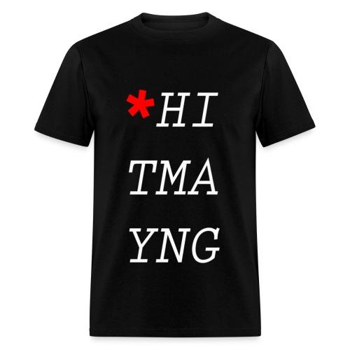 HITMAYNG UP DOWN RED STAR MEN'S - Men's T-Shirt