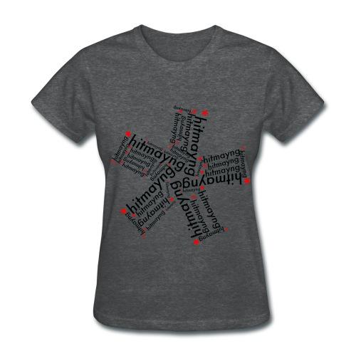 HITMAYNG STAR BLACK WOMEN'S - Women's T-Shirt