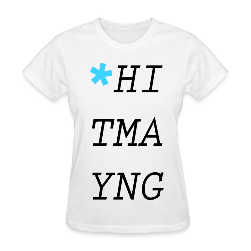 HITMAYNG UP DOWN BLUE STAR WOMEN'S - Women's T-Shirt
