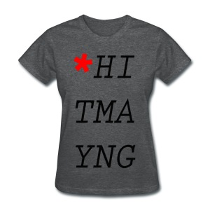 HITMAYNG UP DOWN BLACK WOMEN'S - Women's T-Shirt