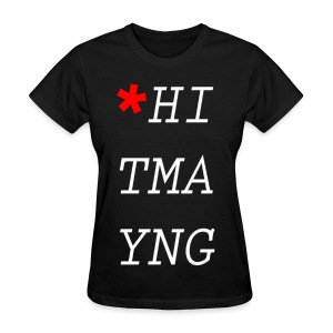 HITMAYNG UP DOWN RED STAR WOMEN'S - Women's T-Shirt