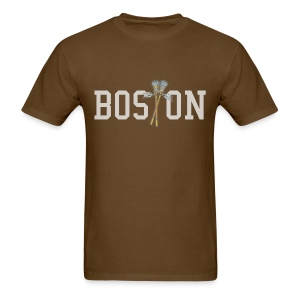 Boston Lax Men's Standard Weight T-Shirt - Men's T-Shirt
