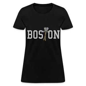 Boston Lax Women's Standard Weight T-Shirt - Women's T-Shirt
