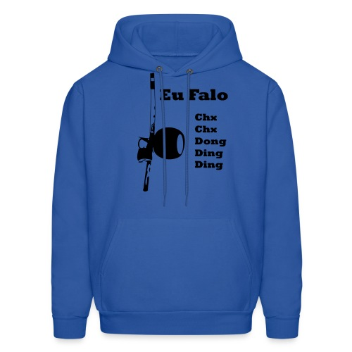 Men's Eu Falo Hooded Sweatshirt - Men's Hoodie